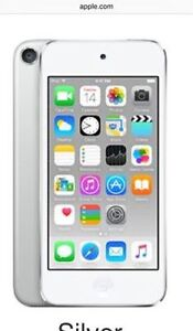 Mint Condition iPod 5 Touch ( Silver)-32GB=$169