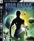 Sony PlayStation 3 Star Ocean: The Last Hope International Video Games