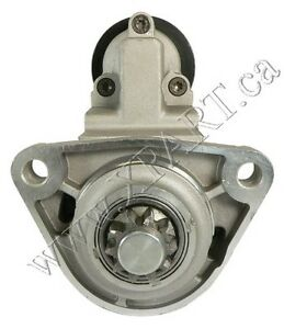 New BOSCH Starter for PORSCHE CAYENNE 2003-2006