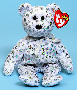 The Beginning the bear Ty Beanie Baby stuffed animal Kitchener / Waterloo Kitchener Area image 1