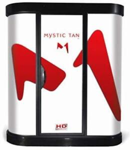 MYSTIC HD Sunless Spray Tanning Booth