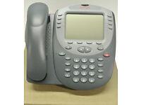 avaya office phone set ten phones and exchange