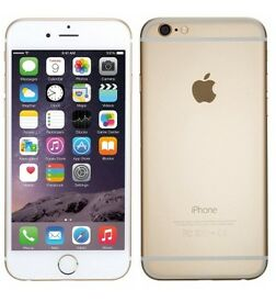 Apple Iphone 6, 16GB, UNLOCKED, Good Condition, Charging Cable, Good Condition ONLY £210