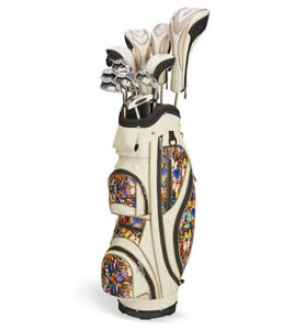 Brand New Nancy Lopez Golf Clubs With Brand New Bag - All New