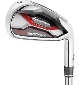 TaylorMade Aeroburner HL Iron Set Men's LH Regular Flex