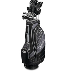 Callaway Solaire Golf Clubs set