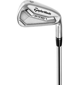 BRAND NEW TAYLORMADE P770 Irons 100% AUTHENTIC