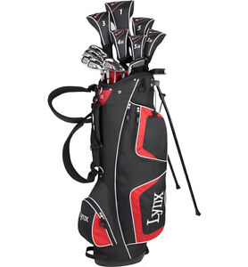 Brand New Set RH Golf Clubs - 20 Pieces Total - Box Never Opened