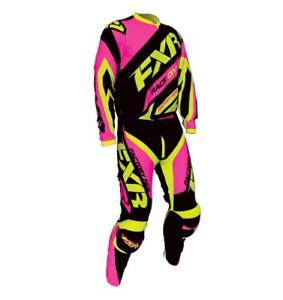 40% Équipement Motocross FXR Clutch (Jersey/Pantalon)