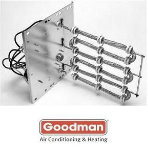 10 kw goodman electric heat strip heater with circuit breaker hkr 10c ebay. Black Bedroom Furniture Sets. Home Design Ideas