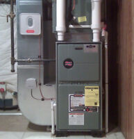 Air Conditioner or Furnace $49.99/month both $94.99/month