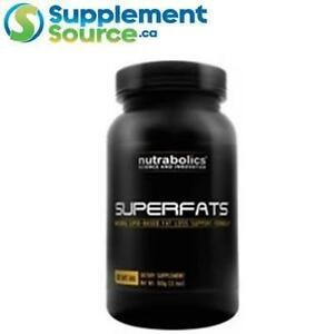 Nutrabolics SUPERFATS (CLA), 120 Softgels