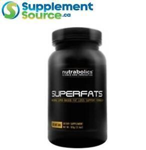 Nutrabolics SUPERFATS (CLA), 120 Softgels