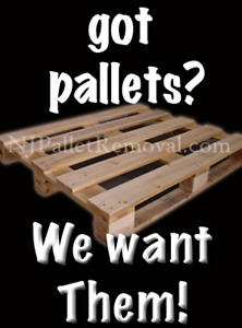 ISO 48X40 PALLETS