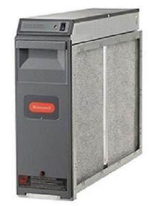Electronic air duct filters