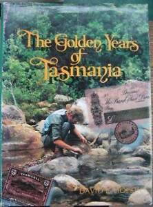 THE GOLDEN YEARS OF TASMANIA  by David Hopkins (1991) Glenorchy Glenorchy Area Preview