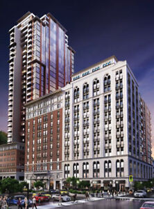 Commercial Space in Royal Connaught Condo Development for Lease