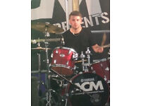 Drummer available to join original band