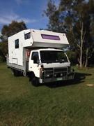 Ford Trader slide on Motorhome Everton Hills Brisbane North West Preview