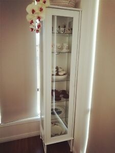 Almost Brand New IKEA White Bookcase Carbinet Shelves Upper Coomera Gold Coast North Preview