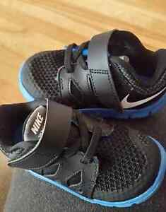 Size 5 Infant winter boots/Nike & Addidas
