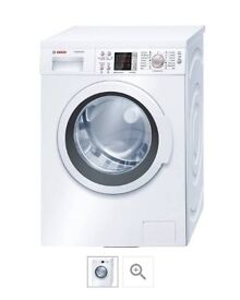 Bosch WAK24260GB Freestanding Washing Machine, 8kg Load, A+++ Energy Rating, 1200rpm Spin, White