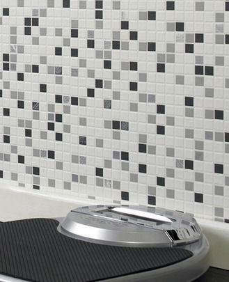Tiling On A Roll Wallpaper Amp Wall Coverings Ebay