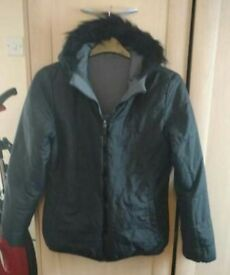 Nike ladies/girls coat size medium