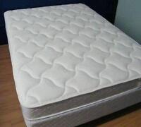 MATTRESSES!  MATTRESSES!!!  SETS AT FACTORY PRICES-ALL SIZES