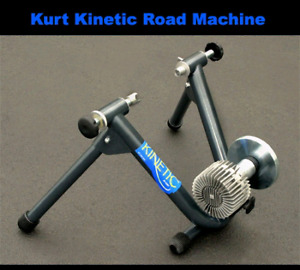 Kurt Kinetic Fluid Trainer for Your Bike with 700c Tire