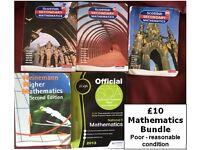 Mathematics ISBN 9780435040116 / 9780435040154 / 9780435040574 / 9780435516222 / 9781471802232