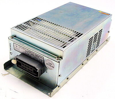 Varian Turbo-v 300 C.u. Controller Unit 9699425s008