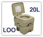 Portable Toilet Camping 20L