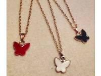 Butterfly Neckless
