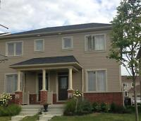 Townhouse For Rent-End Unit-West Bowmanville-Great New Area!