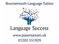 Bournemouth Language Tuition - French, Spanish and English