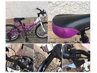 Girls 20 Inch Evans Cycles - Dawes Venus Bike