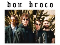Don Broco tickets x2