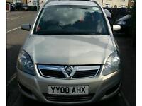 PCO 2008 Vauxhall Zafira £1895 quick sale
