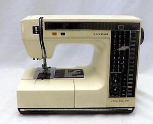 Janome Memory Craft 6000 Sewing Machine