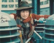 Tom Baker Signed