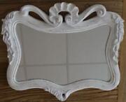 French Shabby Chic Mirror