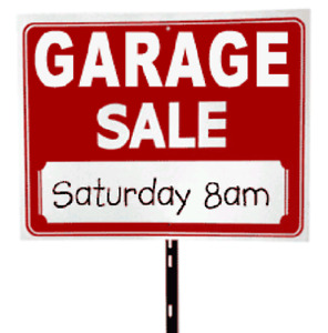 GARAGE SALE 14 Vanderwood Crt Stoney Creek 8am-1pm