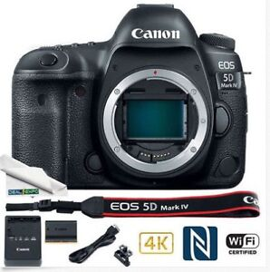 This Canon EOS 5D Mark IV Digital SLR Camera (Body Only)