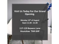 £5 OFF TODAY AT NEWLY OPENED MASSAGE CLINIC IN HOUNSLOW