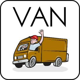 MAN & VAN (Reliable, Punctual & Affordable) Any Area!