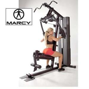 NEW MARCY DUAL FUNCTION HOME GYM MKM-81010 226184416 ARM PRESS LEG DEVELOPER FITNESS EXERCISE EQUIPMENT