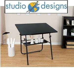 NEW STUDIO DESIGNS FOLD-A-WAY TABLE ULTIMA - WITH TRAY 102633917