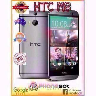 HTC M8 FACTORY UNLOCKED AUSTRALIAN STOCK