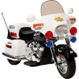12 volt kids motor bike ride on battery operated
